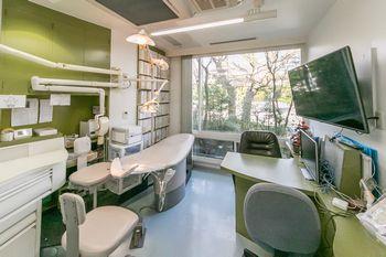 横浜市中区の歯科・歯医者 横浜山手デンタルクリニックの診療室