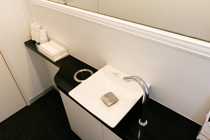横浜の歯科・歯医者 横浜山手デンタルクリニック(横浜山手歯科医院)のパウダールーム