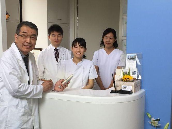 横浜市中区の歯科・歯医者 横浜山手デンタルクリニックのスタッフ